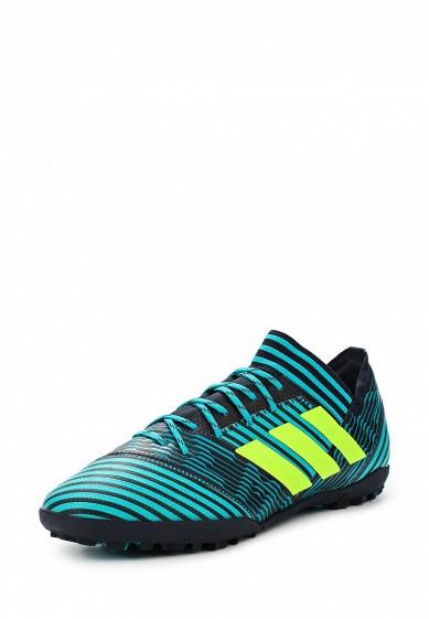 Купить Шиповки adidas Performance NEMEZIZ TANGO 17.3 TF голубой AD094AMUOX58 Вьетнам