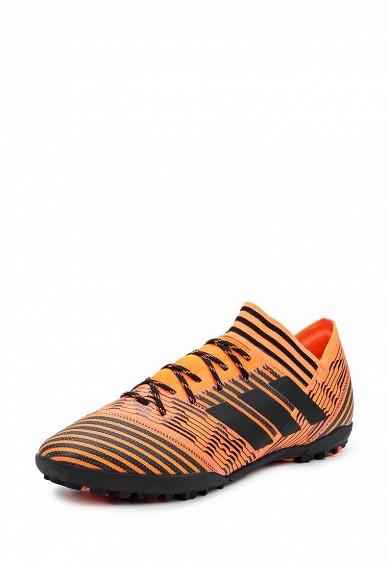 Купить Шиповки adidas Performance NEMEZIZ TANGO 17.3 TF оранжевый AD094AMUOX59 Вьетнам