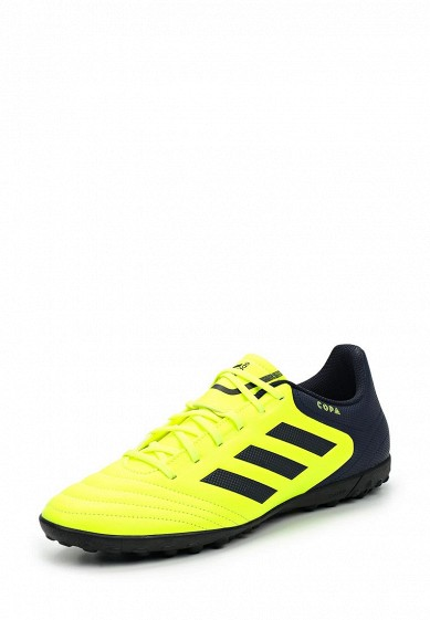 Купить Шиповки adidas Performance COPA 17.4 TF зеленый AD094AMUOX74 Мьянма