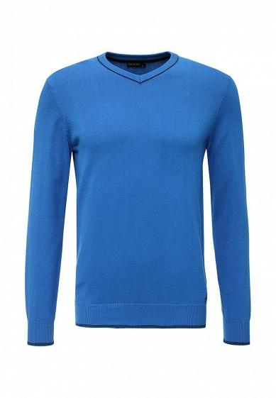 Пуловер Baon синий BA007EMQDQ08  - купить со скидкой