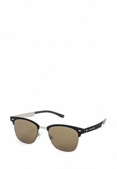 Купить Очки солнцезащитные Boss Hugo Boss BOSS 0934/S 807 черный BO010DMYCC48 Италия