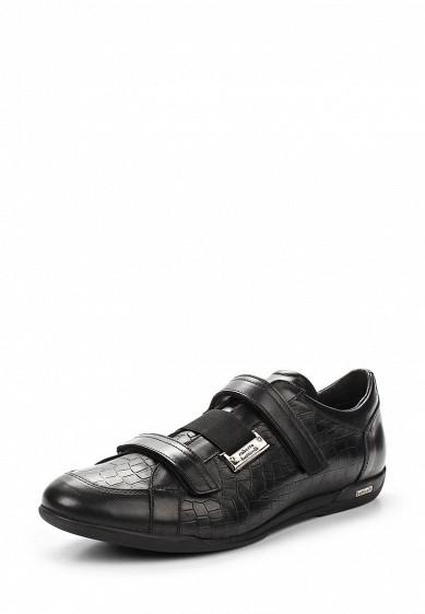 Кроссовки Botticelli черный BO049AMUST75 Италия  - купить со скидкой