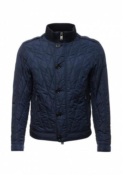 Купить Куртка утепленная Boss Hugo Boss синий BO246EMTPT42 Китай