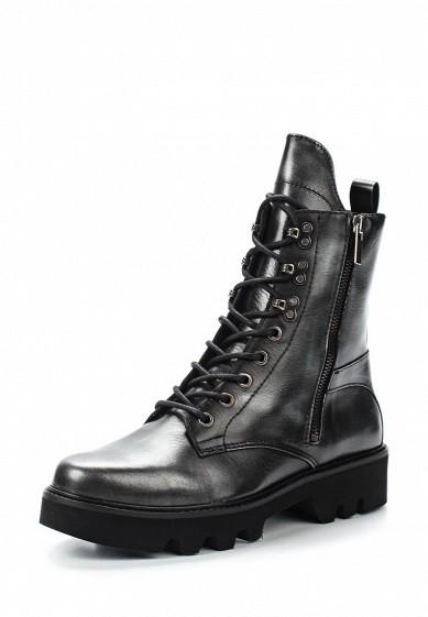Купить Ботинки Bronx серый BR336AWUVD57 Португалия