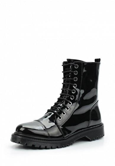 Купить Ботинки Bronx черный BR336AWUVD60 Португалия