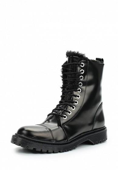 Купить Ботинки Bronx черный BR336AWUVD62 Португалия