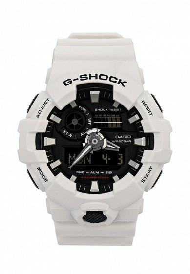 Часы Casio CASIO G-SHOCK GA-700-7A