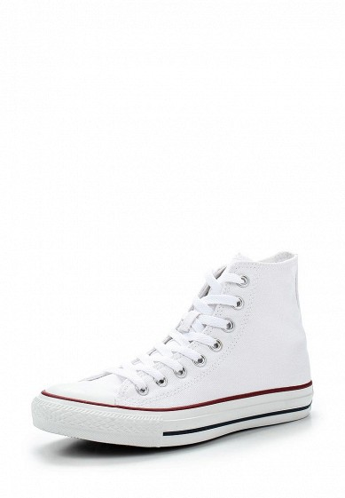 Кеды ALL STAR HI OPTICAL WHITE