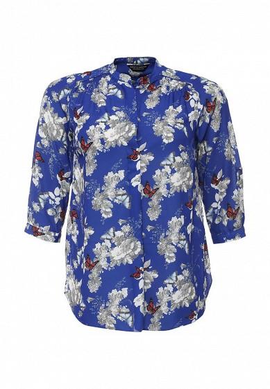 Блуза Dorothy Perkins Curve мультиколор DO029EWICR95  - купить со скидкой
