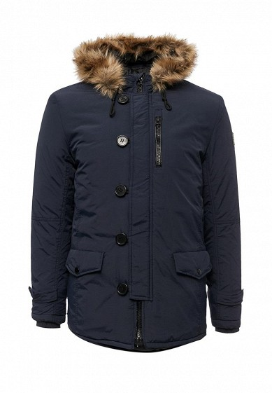 Купить Куртка утепленная E-Bound синий EB002EMVPU54 Китай