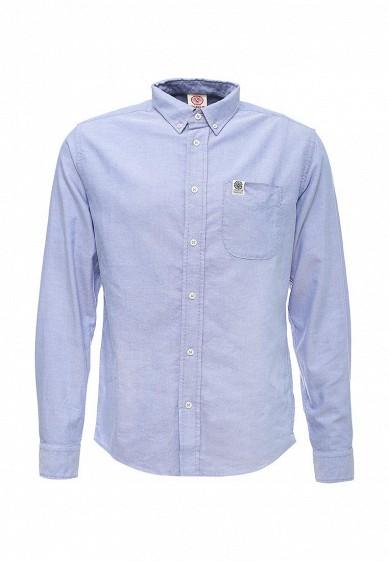 Купить Рубашка Franklin & Marshall голубой FR949EMVGB68 Италия