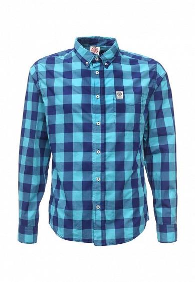 Купить Рубашка Franklin & Marshall голубой FR949EMVGB71 Италия