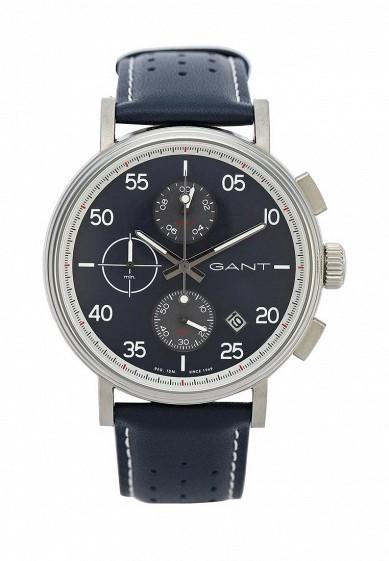 Купить Часы Gant синий GA121DMYDU67 Китай