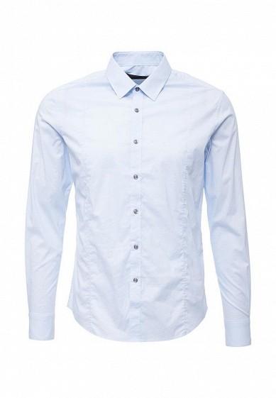 Купить Рубашка Gianni Lupo голубой GI030EMYMK49 Италия