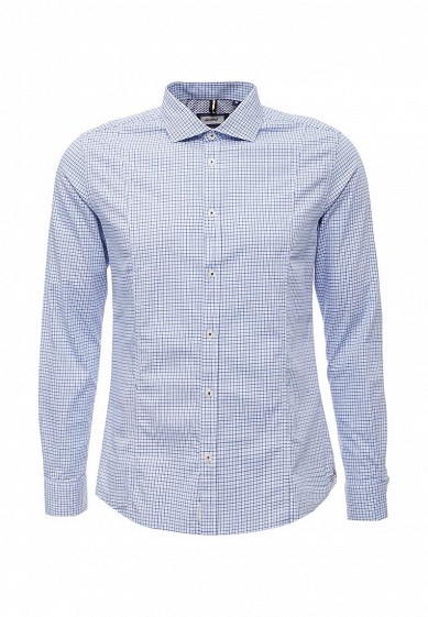 Купить Рубашка Gianni Lupo голубой GI030EMYMK77 Италия