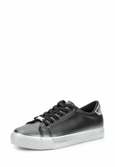 Купить Кеды Ideal Shoes черный ID007AWWEI70 Китай