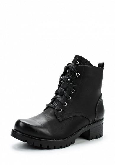 Купить Ботинки Janessa черный JA026AWXIM47 Китай