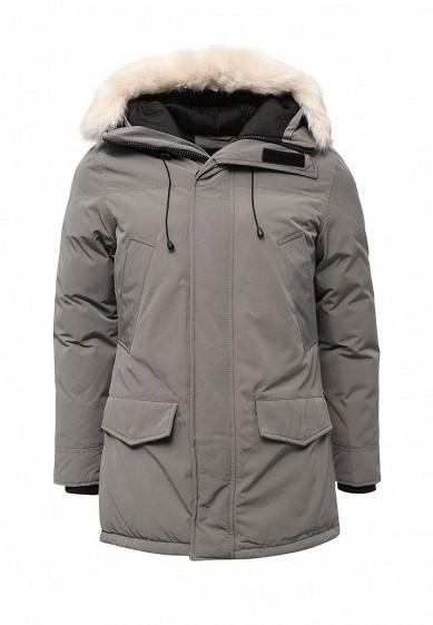 Купить Парка Just Key серый JU016EMXNX38 Китай