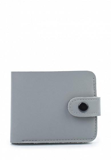 Купить Кошелек Kawaii Factory серый KA005BWWSC54 Россия