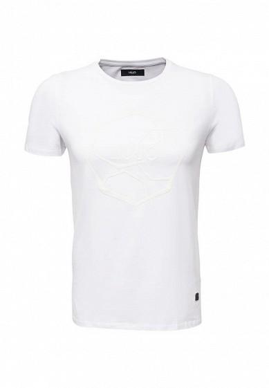 Купить Футболка Liu Jo Uomo белый LI030EMWFE80 Италия