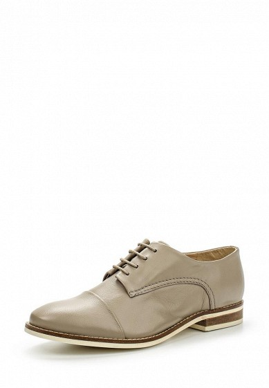 БотинкиLILLY LEATHER LACE UP SHOE