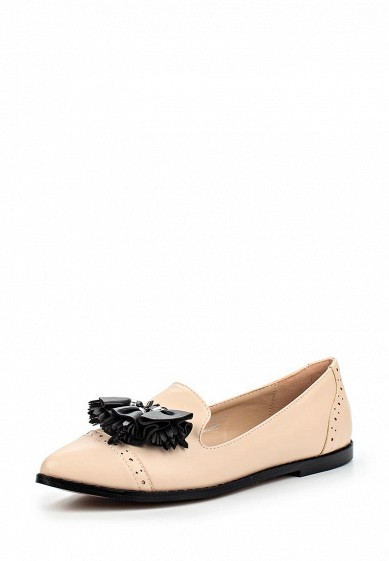 Лоферы LOST INK JEM TASSEL LOAFER