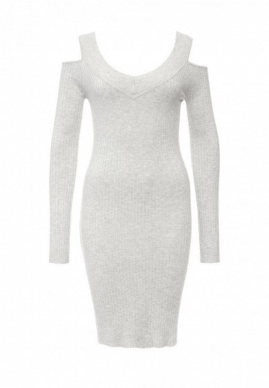 ПлатьеTHE COLD SHOULDER RIBBED DRESS