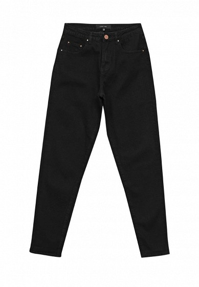 Джинсы LOST INK MOM JEAN IN WASHED BLACK
