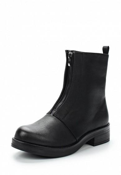 Купить Ботинки Martin Pescatore черный MA108AWXGW07 Китай