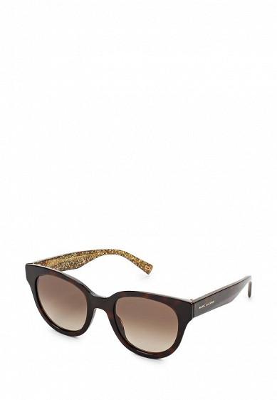 Купить Очки солнцезащитные Marc Jacobs MARC 231/S DXH коричневый MA298DWYBU26 Китай