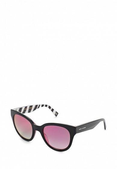 Купить Очки солнцезащитные Marc Jacobs MARC 231/S 2PM черный MA298DWYBU42 Китай