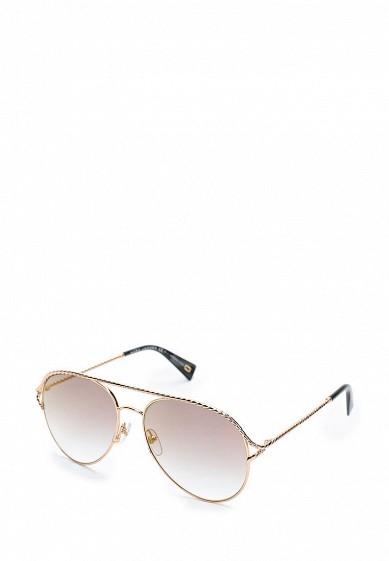 Купить Очки солнцезащитные Marc Jacobs MARC 168/S 2F7 золотой MA298DWYBU56 Китай
