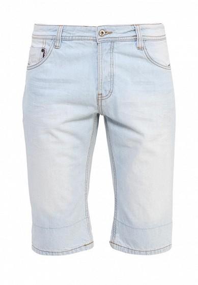Шорты джинсовые MeZaGuz голубой ME004EMTAE27  - купить со скидкой