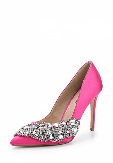Купить Туфли Miss Selfridge розовый MI035AWZCI55 Китай
