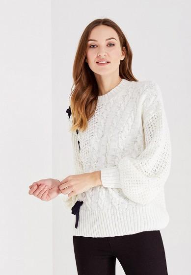 Купить Джемпер Miss Selfridge белый MI035EWYSK41 Румыния