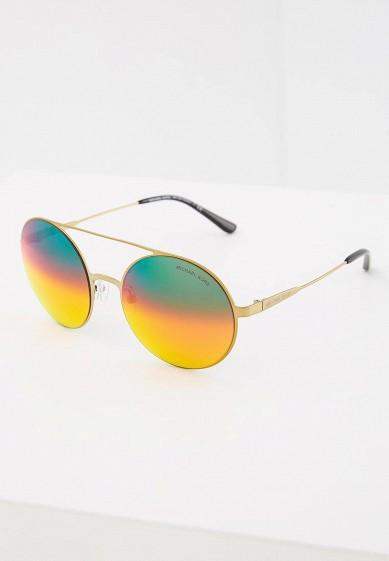 Купить Очки солнцезащитные Michael Kors MK1027 1193A8 золотой MI186DWZAW59 Китай