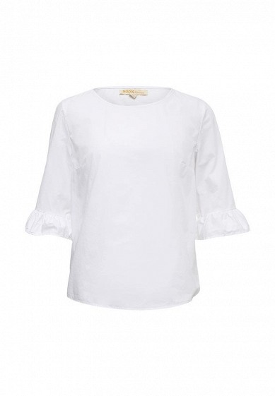 Блуза Modis белый MO044EWSBI73  - купить со скидкой