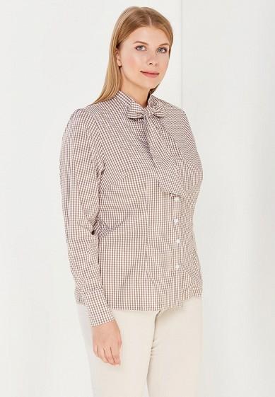 Купить Блуза Moe L&L коричневый MO066EWWSU64 Польша