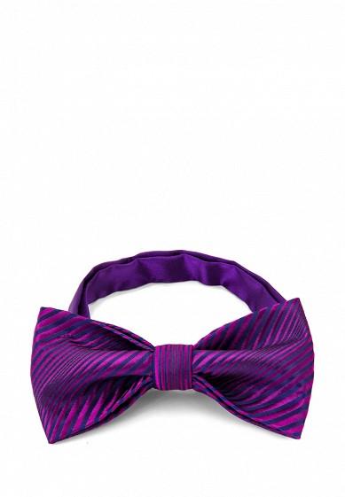 Бабочка Casino фиолетовый MP002XM0VMQX  - купить со скидкой