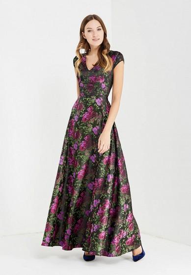 Купить Платье Tailor Che Самира зеленый MP002XW1ASP8 Россия
