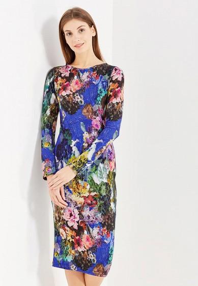 Купить Платье Tailor Che Диана мультиколор MP002XW1ASPH Россия