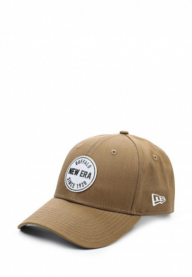 Купить Бейсболка New Era 110 SM SP16 ENTRY 9FORTY коричневый NE001CUWIE06 Китай