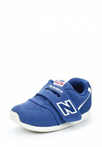 Купить Кроссовки New Balance синий NE007ABXIR45 Индонезия