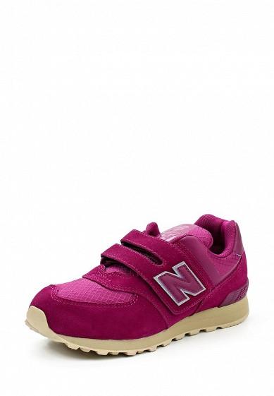 Купить Кроссовки New Balance фуксия NE007AGXIR58 Вьетнам