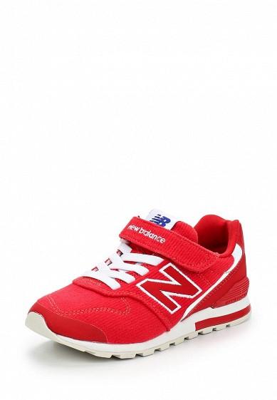 Купить Кроссовки New Balance красный NE007AGXIR59 Индонезия
