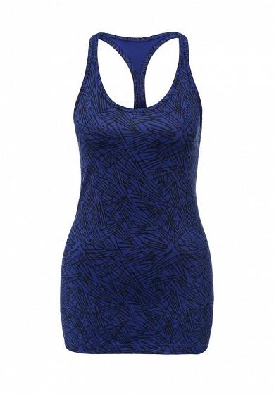 Купить Майка спортивная Nike NIKE GET FIT VENEER TANK синий NI464EWHBI97 Шри-Ланка