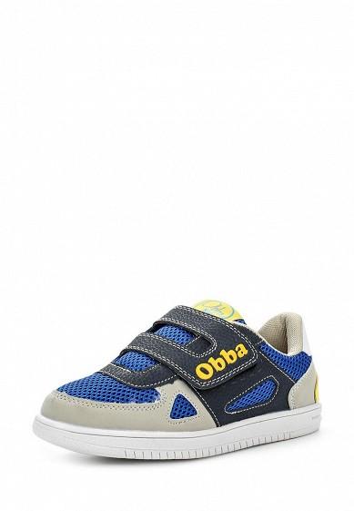 Кроссовки синий OB002ABQKQ74 Китай  - купить со скидкой