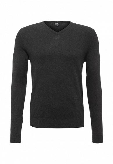 Купить Пуловер oodji серый OO001EMWNK31 Бангладеш