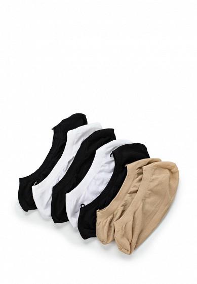 Купить Комплект носков 7 пар OVS бежевый, белый, черный OV001FWXTN28 Китай