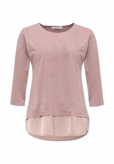 Блуза Piazza Italia розовый PI022EWSVN53  - купить со скидкой